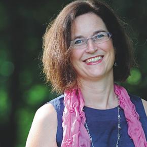 Autorin Heidrun Dörner